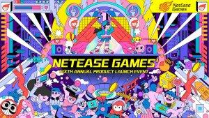 Sexto evento anual de NetEase Games