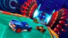 Sonic Racing recibe la nueva actualización Final Fortress en Apple Arcade