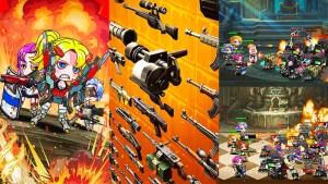 Portada del juego Survival Day: Z Girls Battle android