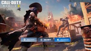 Pantalla de carga en Call of Duty Mobile