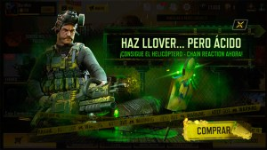 Corteo Reacción en cadena de Call of Duty Mobile