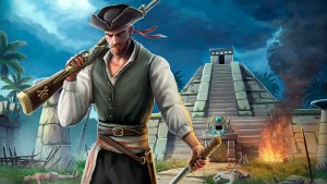 Portada del juego Pirate Legends: Survival Island Android