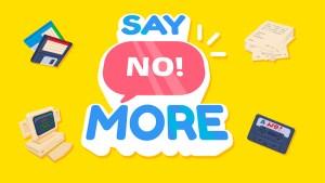 Portada del juego Say No! More