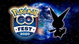 Victini llega a Pokémon Go durante el Pokémon Go Fest 2020