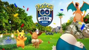 portada de pokémon go fest 2020