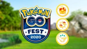 Pokémon Go Fest eventos de Julio para Pokémon Go