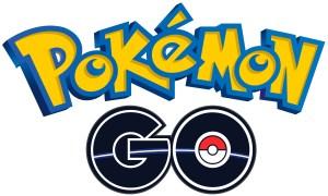 Logo de pokémon go con fondo blanco.