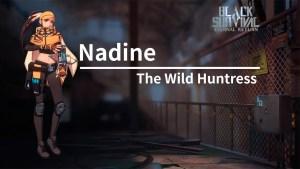 Nadine en Eternal Return: Black Survival