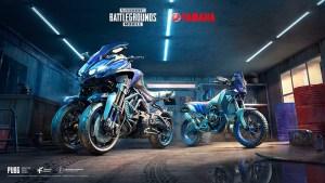 Yamaha en PUBG Mobile