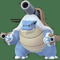 pokemon go Mega Blastoise