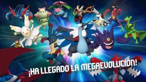 pokémon go megaevoluciones