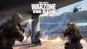 Modo de juego Matarreyes en Call of Duty Warzone
