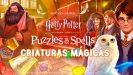 Colecciona todas las Criaturas Mágicas de Harry Potter: Puzzles & Spells
