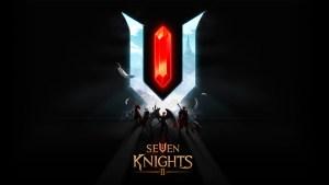Portada del juego Seven Knights II