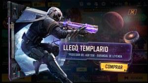 Templario en Call of Duty Mobile