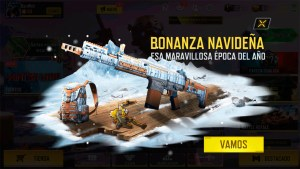 Evento Bonanza navideña en Call of Duty Mobile
