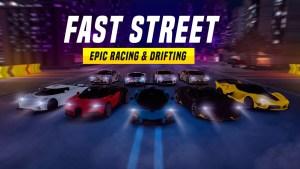 Fast Street: Epic Racing & Drifting