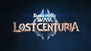 summoners wars lost centuria logo