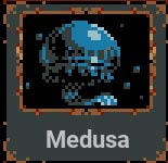Medusa en Loop Hero
