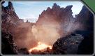 Volcán en Outriders