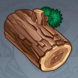 genshin impact madera de pino