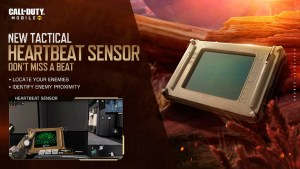 Sensor de proximidad en Call of Duty Mobile