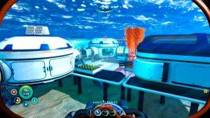 Base en Subnautica: Below Zero