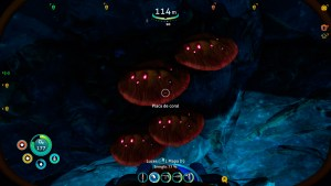Placas de coral en Subnautica: Below Zero