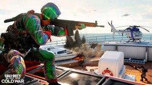 Rifle C58 en Call of Duty Warzone y Black Ops Cold War
