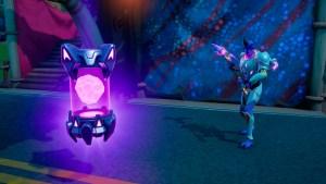 Artefactos alienígenas de la semana 2 en Fortnite
