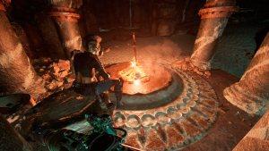 Easter egg de Dark Souls en Necromunda: Hired Gun