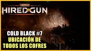 Cofres de Cold Black en Necromunda: Hired Gun