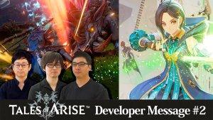 Diario de desarrollo 2 de Tales of Arise