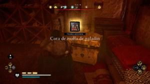 Cota de malla de paladín en Assassin's Creed Valhalla
