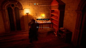 Llama dorada en Assassin's Creed Valhalla