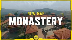 Mapa Monastery en Call of Duty Mobile