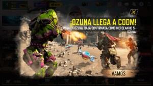 Evento Subidón de azúcar en Call of Duty Mobile