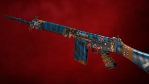 Fusil único Viva libertad en Far Cry 6