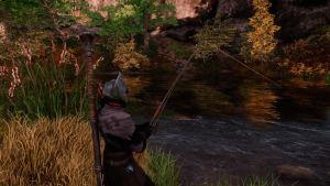 Pescar en New World