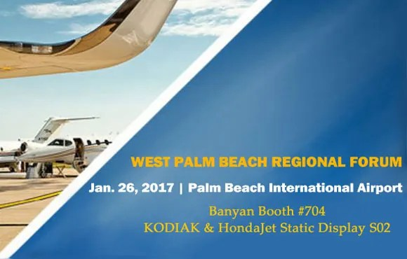 NBAA West Palm Beach Regional Forum Jan 26, 2017