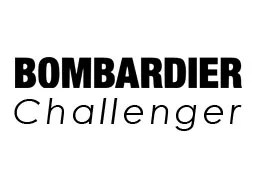 Challenger corporate jet logo