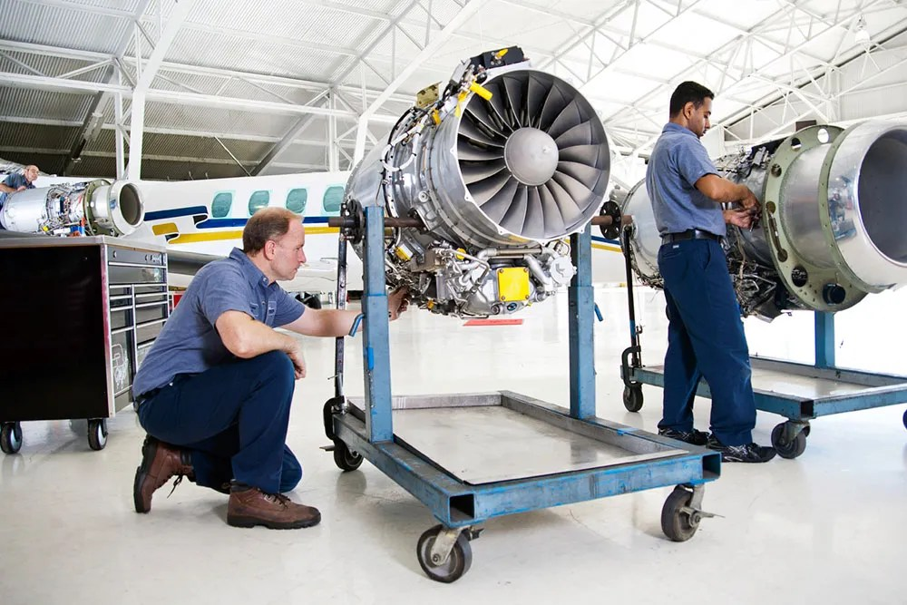 Cessna Citation Turbine Maintenance