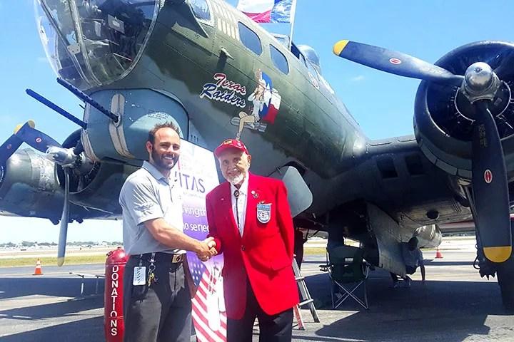 Nick B-17 Bomber