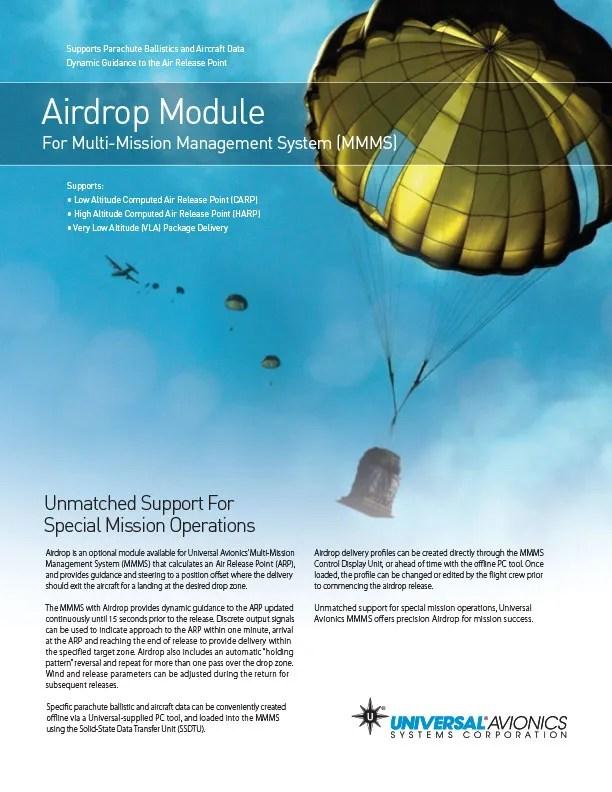 airdrop module
