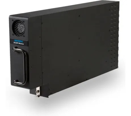 LP/LPV Localizer Performance with Vertical Guidance Monitor