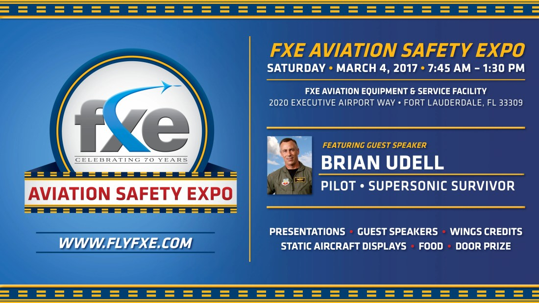 FXE Safety Expo