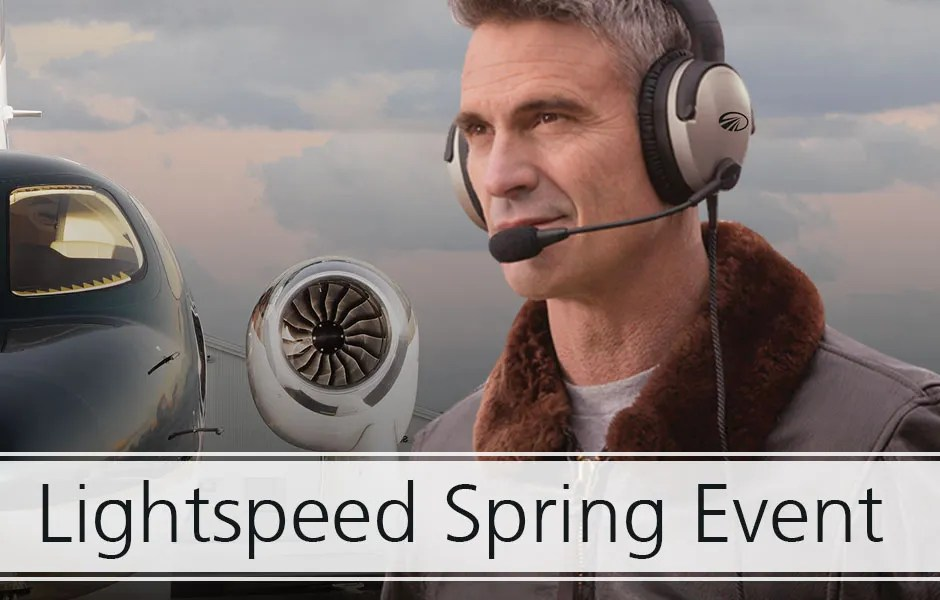 Lightspeed Spring Event