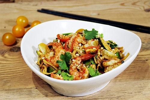 plats à emporter sur Paris asiatique