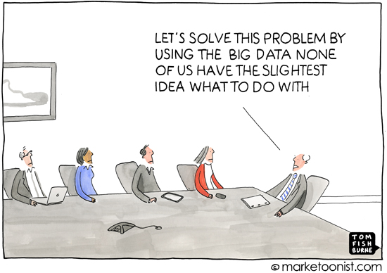 comic razones big data