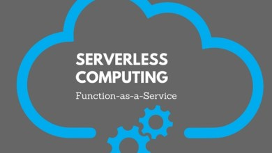 Photo of Serverless computing